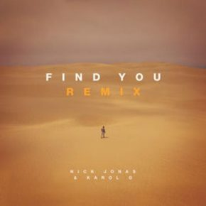 Nick Jonas Ft. Karol G - Find You Remix MP3