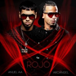 Anuel AA Ft. Arcangel - Rojo MP3