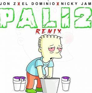 Jon Z Ft. Ele A El Dominio, Nicky Jam - Pali2 Remix MP3