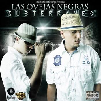 Las Ovejas Negras - Subterraneo (2010) Album MP3