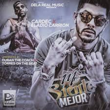 Cardec Ft. Eladio Carrion - Me Siento Mejor MP3