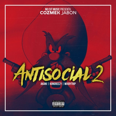 Cozmek Jabon - Antisocial 2 MP3