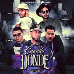 Eliot El Taino Ft. El Sica, Vinny Rivera, Tivi Guns, Lil Santana - Cuando Y Donde Remix MP3