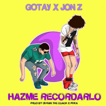 Gotay Ft. Jon Z - Hazme Recordarlo MP3