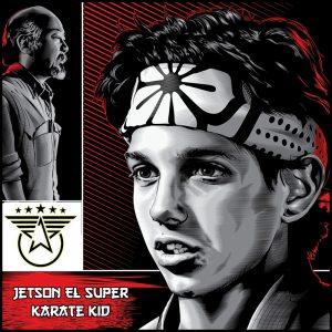 Jetson El Super - Karate Kid (Freestyle) MP3