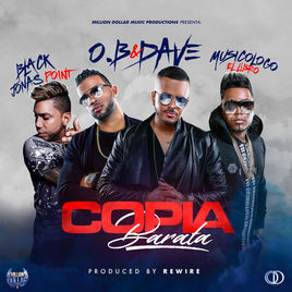 O.B Y Dave Ft. Black Point Y Musicologo - Copia Barata MP3