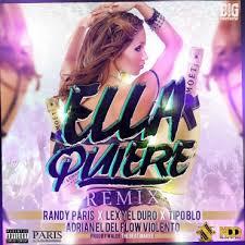 Randy Paris Ft. Lexy El Duro, Tipo BLo Y A-Drian El Del Flow Violento - Ella Quiere MP3