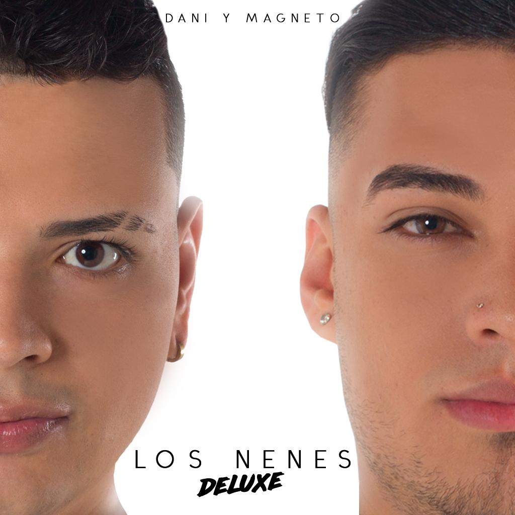 Dani y Magneto - Los Nenes Deluxe (2018) Album MP3