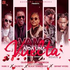 Quimico Ultra Mega Ft. Secreto, Mark B, Black Jonas Point Y Bryant Myers - Vamos A Dar Una Vuelta Remix MP3