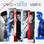 CNCO Ft. Prince Royce - Llegaste Tú MP3