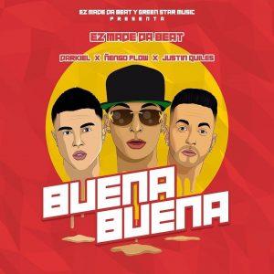 Darkiel Ft. Ñengo Flow, Justin Quiles - Buena Buena MP3