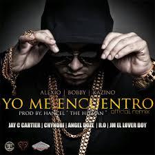 Kazino Y Bobby Ft. Alexio, Jay C Cartier, Chynobi, Angel Doze, R.O, JM El Lover Boy - Yo Me Encuentro Remix MP3
