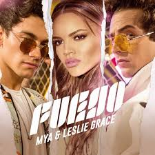 Mya Ft. Leslie Grace - Fuego MP3