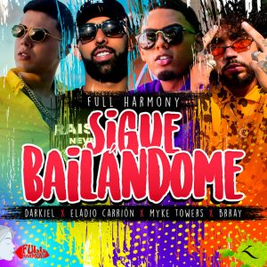 Yannc Ft. Darkiel, Mike Towers, Eladio Carrion Y Brray - Sigue Bailandome MP3