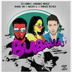 Descargar Anuel AA Ft. Becky G, Prince Royce - Bubalu MP3