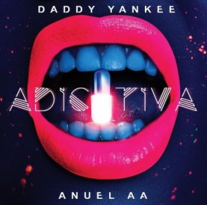 Descargar Daddy Yankee Ft. Anuel AA - Adictiva MP3