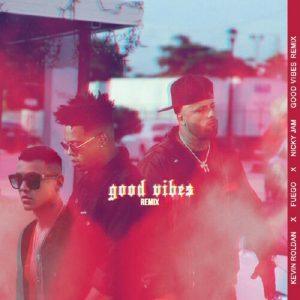 Descargar Fuego Ft. Nicky Jam, Kevin Roldan - Good Vibes Remix MP3