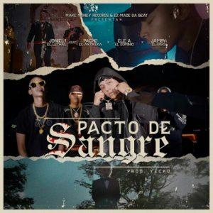 Descargar Joniel El Lethal Ft. Pacho El Antifeka, Ele A El Dominio, Jamby El Favo - Pacto De Sangre MP3